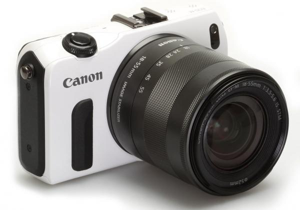 CANON EOS M 18 55MM IS STM