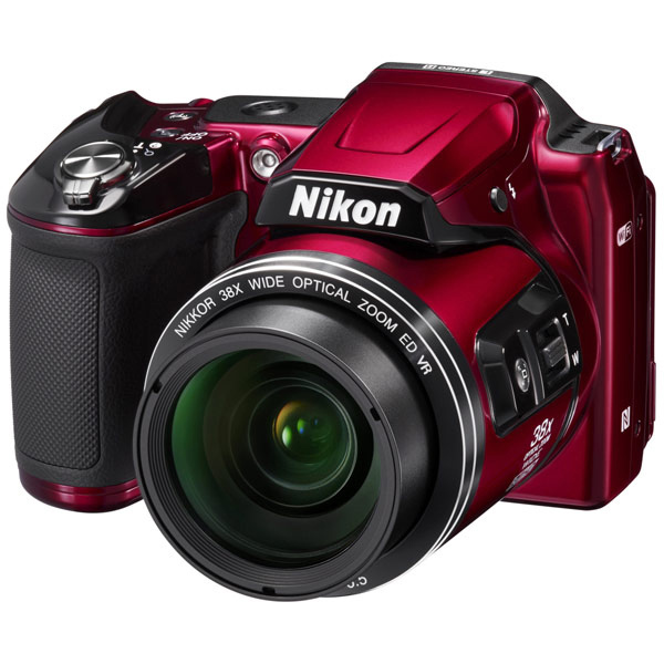 NIKON COOLPIX L840 RED